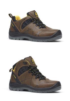 ©Rouchette, chaussures de sécurité Chicago et Oregeon.