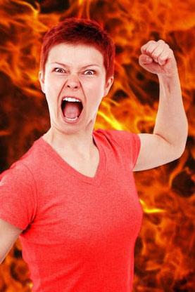 Wer wütend ist, hat noch Gefühle