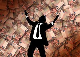 Geldsymbolfoto von Stockata.de