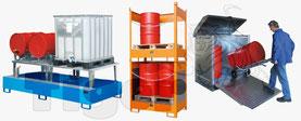 Umwelt-Lagertechnik