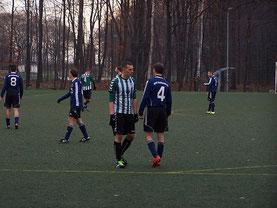 """Auch Felix """"Fesch"""" Schittek steuerte einen Treffer zum deutlichen Derbysieg bei! (Foto: Michael F.)"""