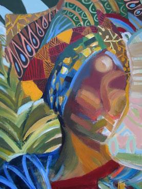 Fineart African women by Elisabeth Gecius