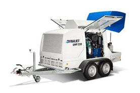 Höchstdruck-Reinigungs-Aggregat DYNAJET UHP 220 2800