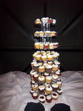 Orlando wedding cakes and cupcakes