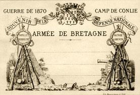La première carte postale de Léon Besnardeau