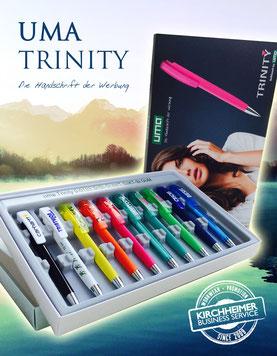 UMA Trinity - zum Vergrößern bitte klicken.