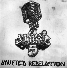 Jurassic 5 - 1995/ Unified Rebelution