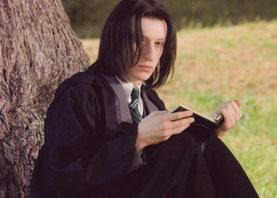 Severus Rogue, adolescent (HP5)