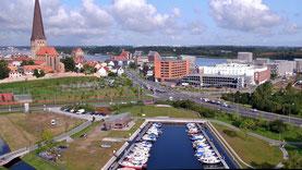 Luftbilder Mecklenburg Vorpommern Hansestadt Rostock