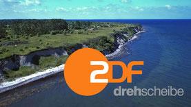 Luftbilder von der Halbinsel Wustrow bei Rerik - Ostsee