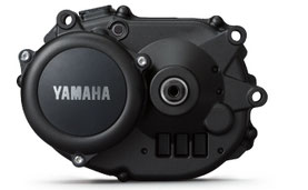 Der Yamaha PW-TE e-Bike Antrieb eignet sich für City- und Trekking e-Bikes