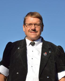 Beat Wäfler, 1. und 2. Jodler beim Jodlerklub Blüemlisalp Scharnachtal