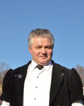 Robert Willen, 2. Tenor beim Jodlerklub Blüemlisalp Scharnachtal