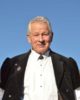 Ruedi Wittwer, 2. Tenor und Burestimm beim Jodlerklub Blüemlisalp Scharnachtal