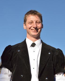 Thomas Bettschen, 2. Tenor beim Jodlerklub Blüemlisalp Scharnachtal
