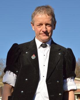 Ernst Wäfler, 1. Jodler beim Jodlerklub Blüemlisalp Scharnachtal