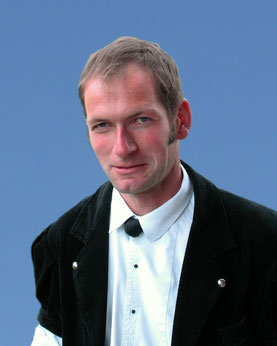 Ruedi Trachsel, 1. Tenor beim Jodlerklub Blüemlisalp Scharnachtal
