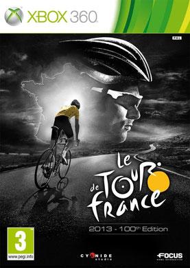 LE TOUR DE FRANCE 2012     XBOX 360