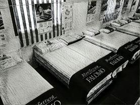 vendita materassi ferrara vendita reti ferrara vendita cuscini ferrara vendita guanciali ferrara ampio showroom