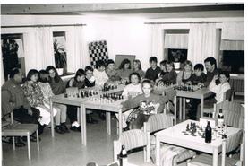Schachnachwuchs in den 90er Jahren