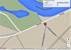 Google-Karte - Standort