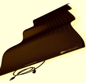 Black ohne Abdeckung Leiterbahnen