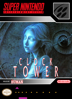 Clock Tower - Super Nintendo