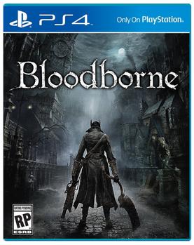 Test du jeu-vidéo Bloodborne sur PS4