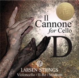 Струны для виолончели  IL CANNONE LARSEN -  струна Ре (D)  не дорого купить в Германии