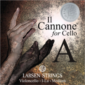 A -  string for cello Il Cannone Larsen