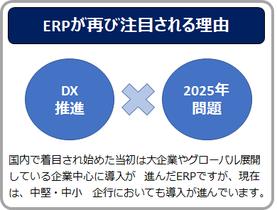 ERPが再び注目される理由のイメージ画像