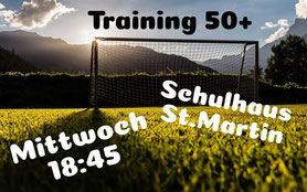 Training Senioren 50+
