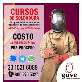 Cursos Soldadura Mexico