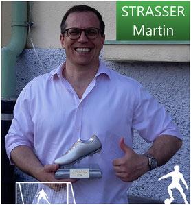SPIELER DES MONATS OKTOBER : Martin STRASSER