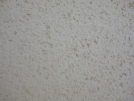 外壁(モルタルリシン) 塗装前
