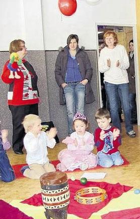 Kindergarten Ebenhausen - Februar 2010
