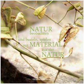 Spielen und basteln mit Naturmaterial