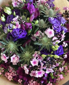 Abonnement 1 an 12 bouquets