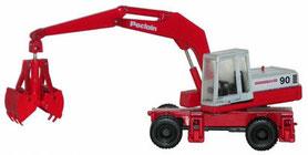 Poclain 90PB Heritage Wheeled Excavator