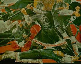 THE BATTLE OF THE KULIKOVO