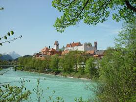 Stadtführung Füssen auch abseits der Touristen