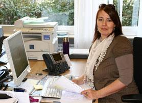 Frau Kober, Sekretärin