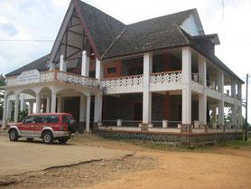 Bafia. La Préfecture du Mbam & Inoubou