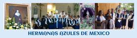 Província do México - Irmãs Azuis