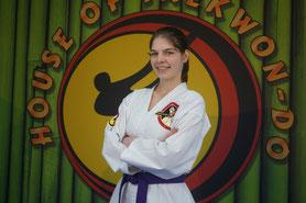 Taekwondo, Karate, Kinderkarate, Sport, Renee, in Rheine