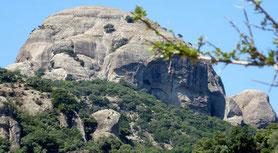 Kalabrien wandern Aspromonte Nationalpark