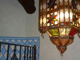 decoracion estilo Mudejar