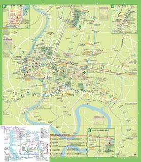 バンコク地図,バンコク物件.com
