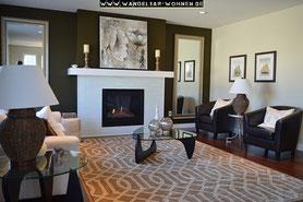 Einrichtungsstil, Wohnen, Schöner Wohnen, Wohlstil,  klassischer Stil, moderne Wohninterpretation