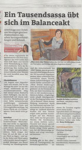 Zeitungsartikel der Woche (GU-Nord) vom 3.2.2016